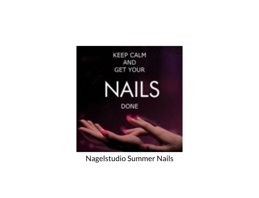 Nagelstudio Summer Nails